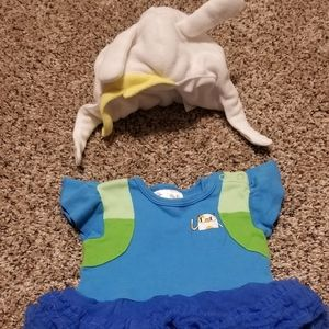 Fiona from Adventure Time Infant Costume